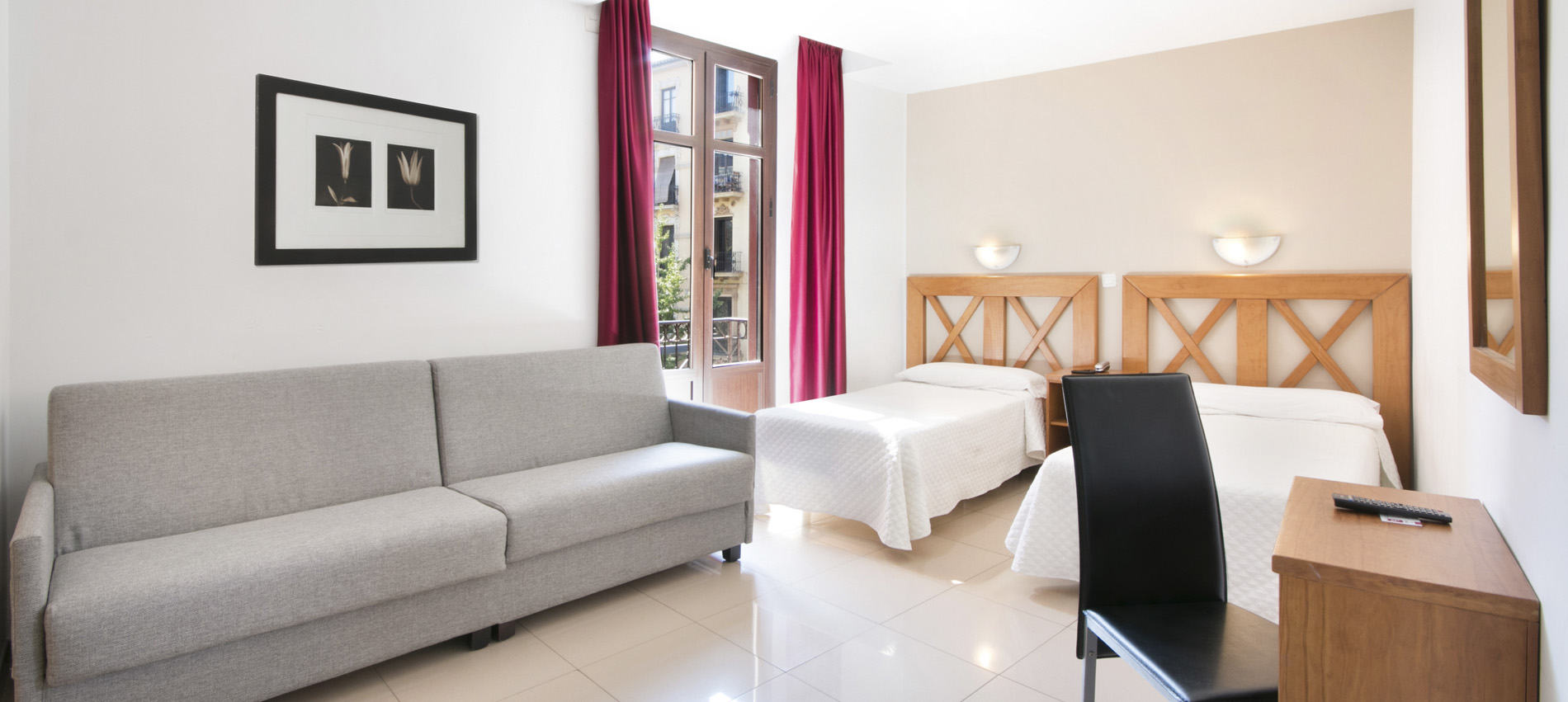 Benefits of Book Directly with Granada Hotel, Atenas