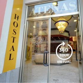 Tour virtuel, Hostal Atenas